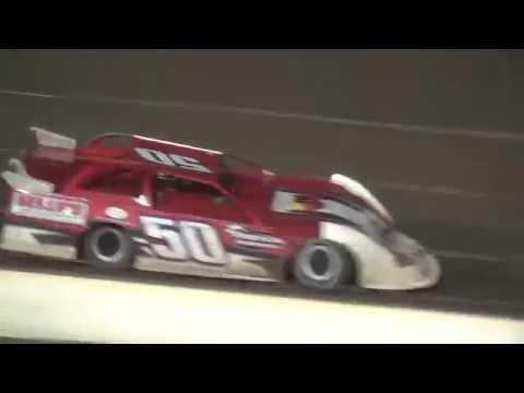 39th Yankee Classic IMCA Deery Late Model B-Main 2 Farley Speedway 9/3/16