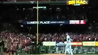 David Freese World Series Game 6 walk off