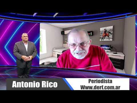 Antonio Rico: Un jubilado de la mínima ganaría comparativamente con 2015