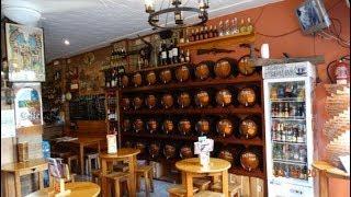 Влог Bodega lloret de mar винный погреб , Испания качественный отдых