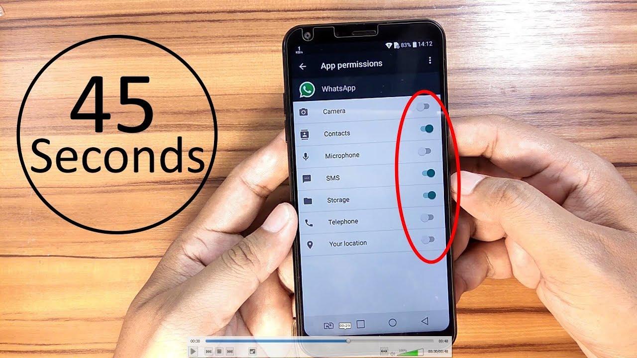 Fix No Sound in WhatsApp Calls / Video Call