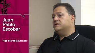 El hijo de Pablo Escobar revela el papel de EE.UU. en el negocio de las drogas (ENTREVISTA)