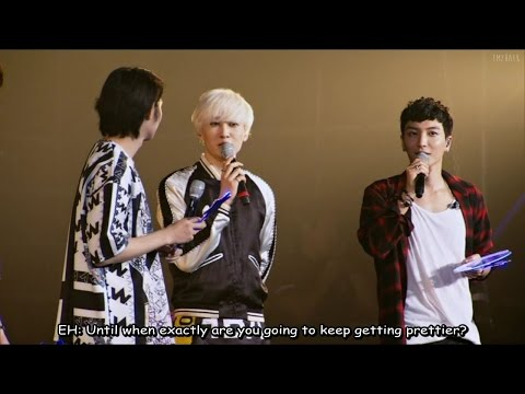 [ENG SUB] HD SS6 DVD - 2nd Ment & Introducing invited celebs