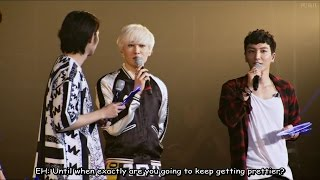 ENG SUB HD SS6 DVD 2nd Ment Introducing invited celebs