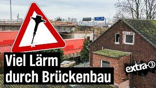 Realer Irrsinn: Wohnen an der Leverkusen-Brücke in Köln