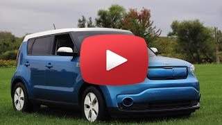 2015 Kia Soul EV: An Electric Heart for the Electric Soul