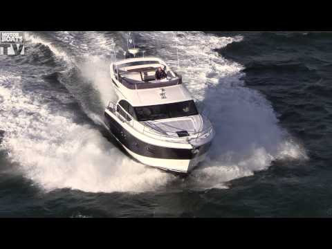Motor Boats Monthly tests the Princess 43 EXCLUSIVE