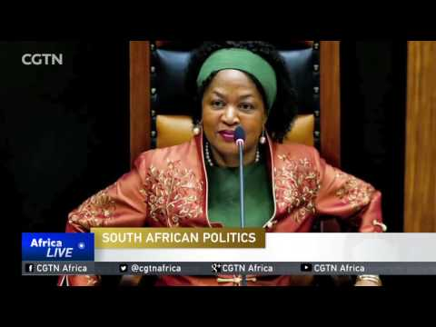 President Zuma faces vote of no confidence via secret ballot