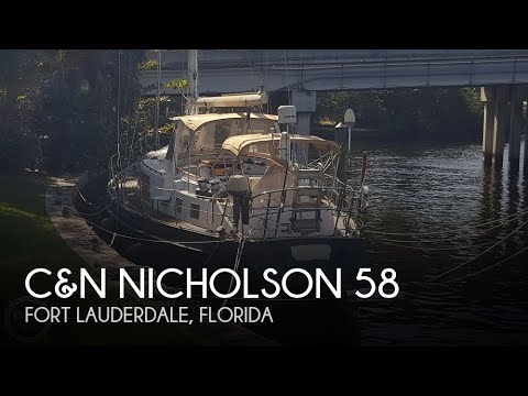 [SOLD] Used 1984 Camper & Nicholsons Nicholson 58 In Fort Lauderdale, Florida