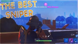 I Am The Best Sniper In Fortnite (jk im awful, here's some highlights)
