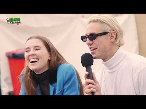 Confidence Man Interview | All Points East 2018
