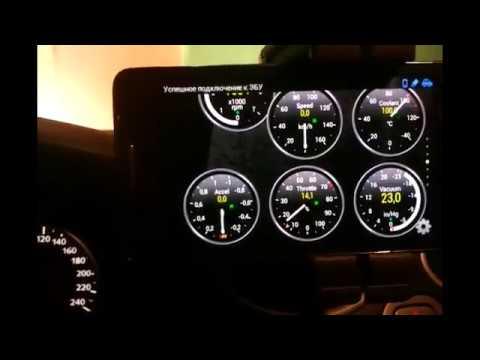 ELM 327 на примере автомобиля Форд Фокус 2 и программы Torque