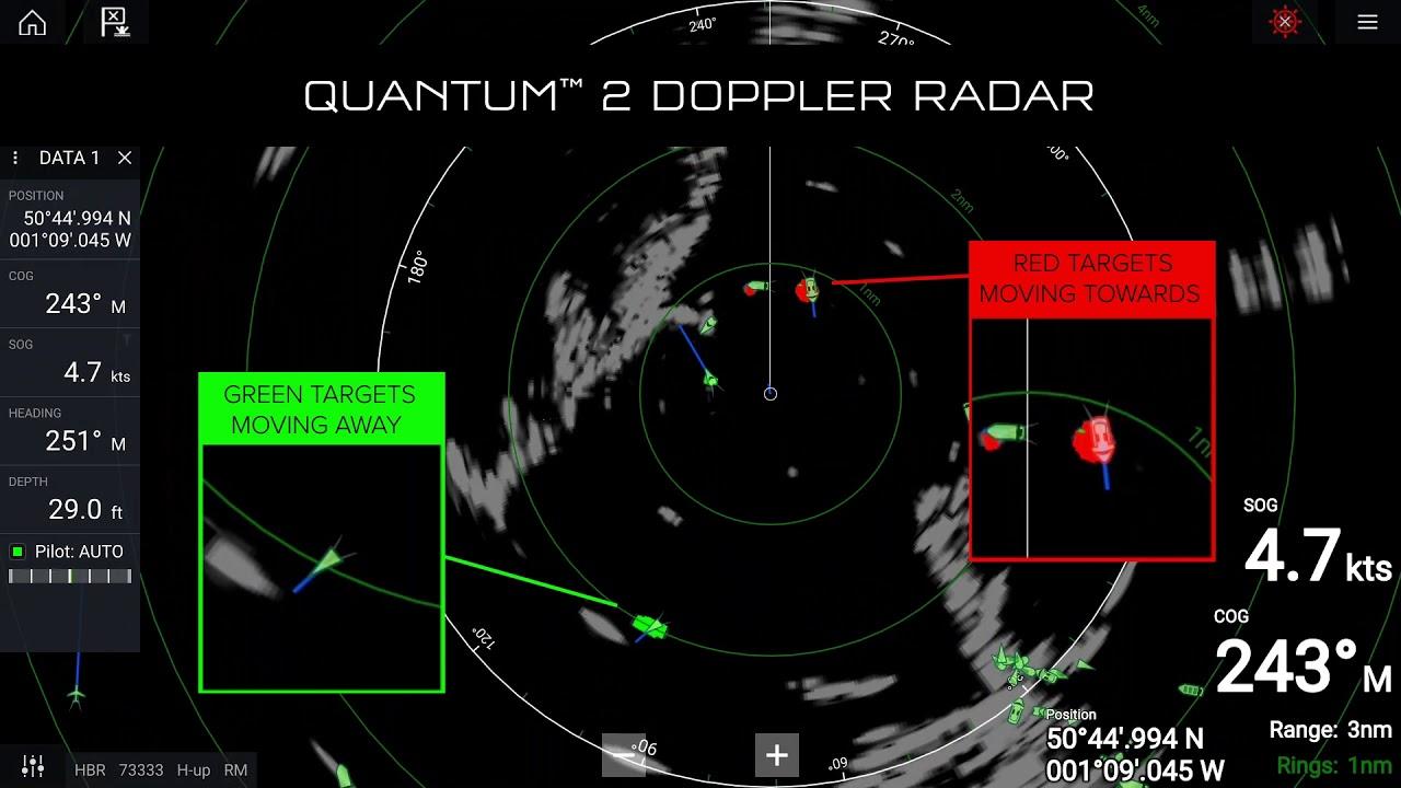 RAYMARINE QUANTUM 2 Doppler Radar Antenna van 2 179,95 € buy