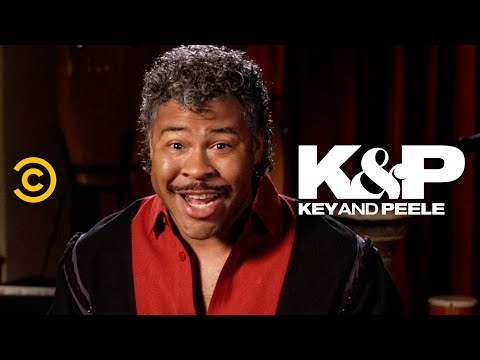 "It Turns Out The ""Ghostbusters"" Guy Has A Lot More Songs - Key & Peele"