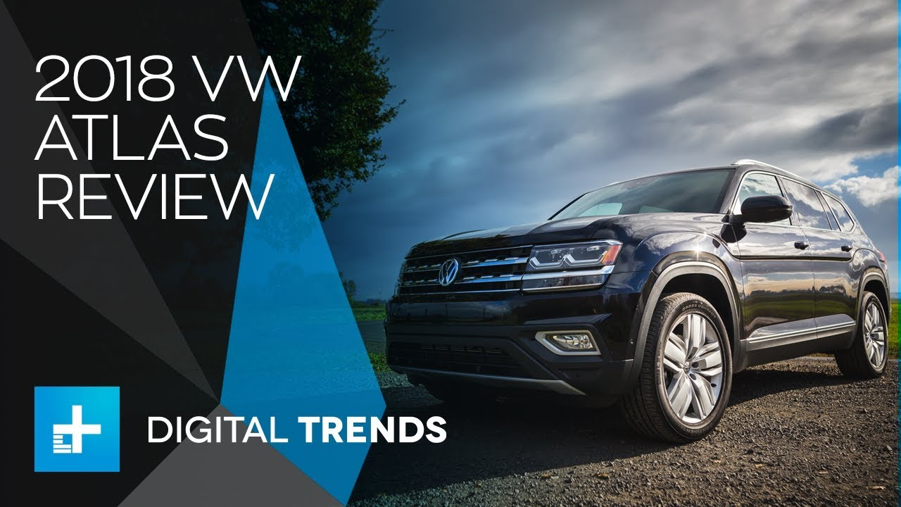 2018 VW Atlas – Review