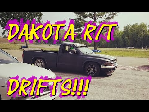 dodge dakota drift truck Dakota R/T Drifts at USAIR /Drift truck
