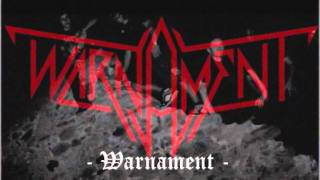 RDL RECORDS - WARNAMENT ~ ARROWS OF AGONY SPLIT CD