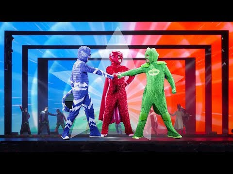 Save the Day Full Song 🎵🔴PJ Masks LIVE show