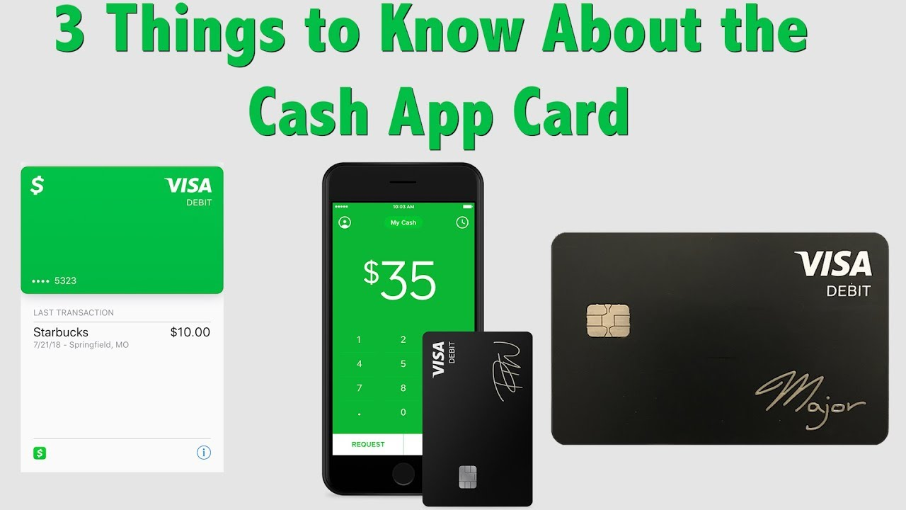 Cash Card Review — 3 Things You Should Know About Square's Cash Card - YouTube