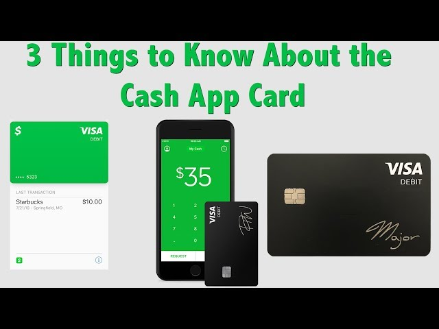 square cash card review boost your savings today - Visa Debit Card App
