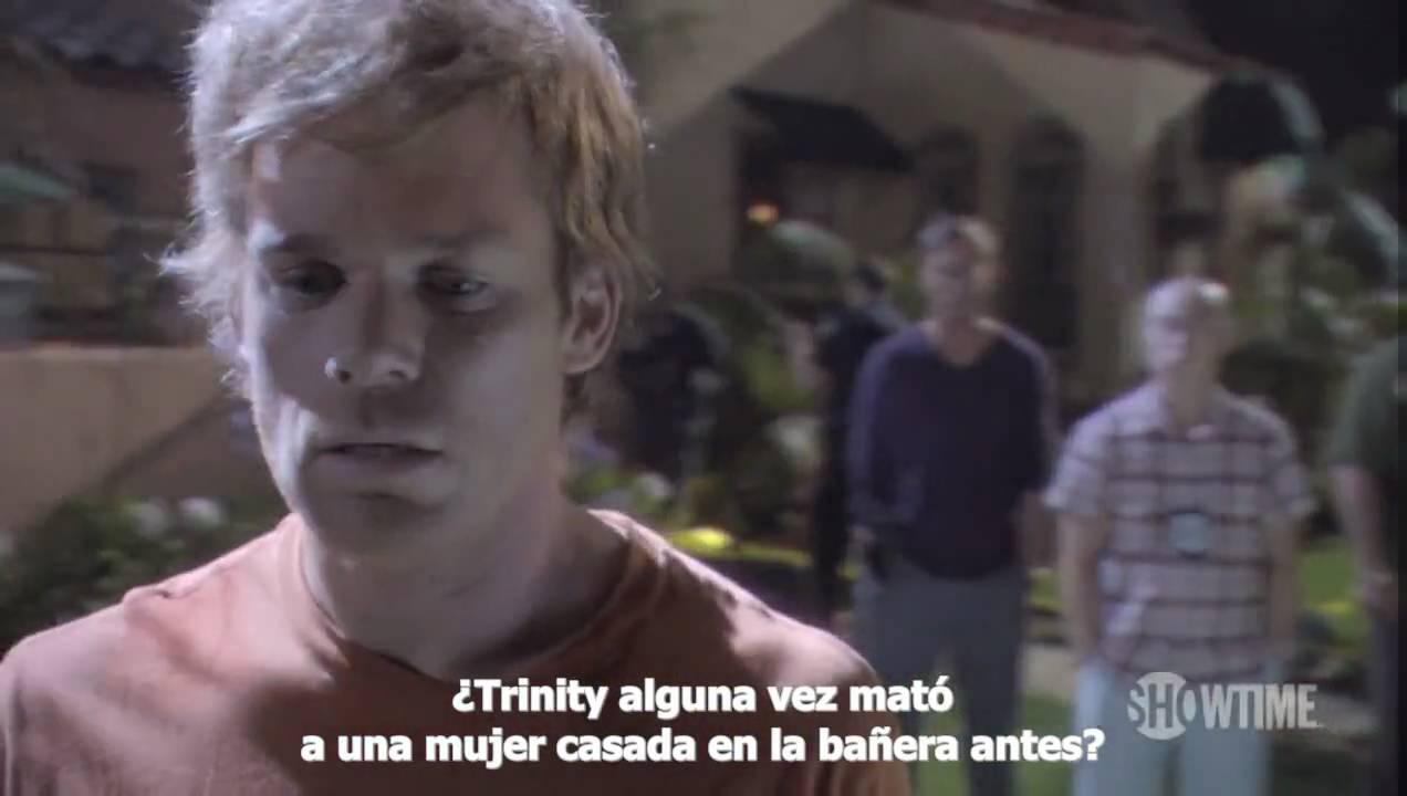Dexter Temporada 5 Trailer Oficial Subtitulos En Espa 209 Ol