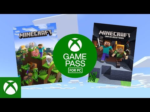 Get Minecraft with Game Pass for PC this November! thumbnail