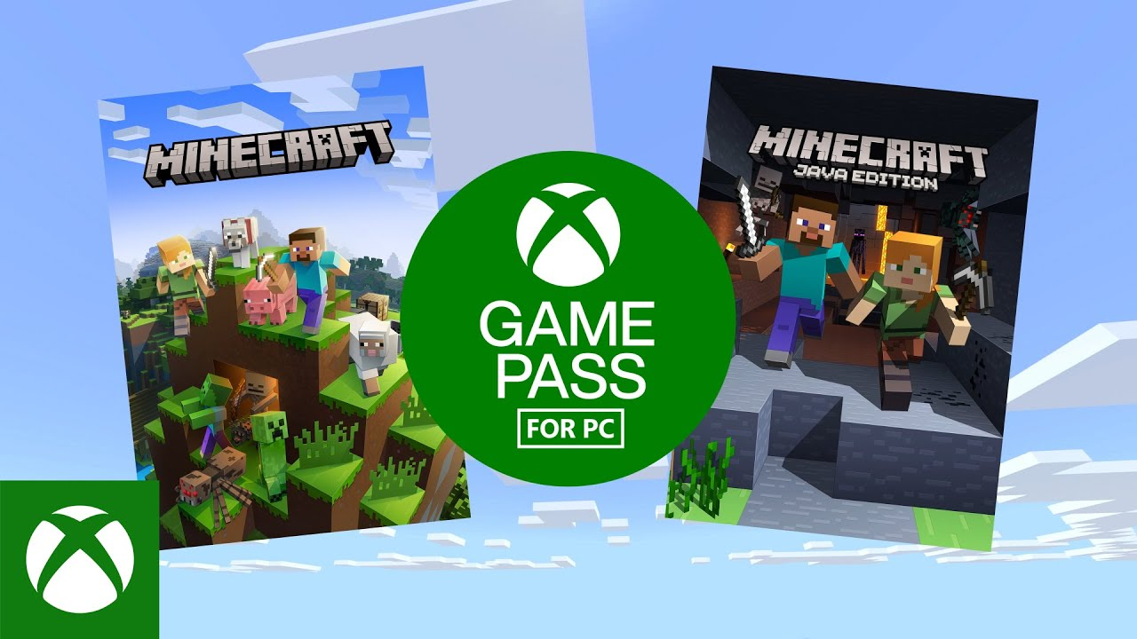 Get Minecraft with Game Pass for PC this November!