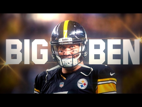 """BIG BEN"" Roethlisberger ll 2016-2017 Highlights ll"