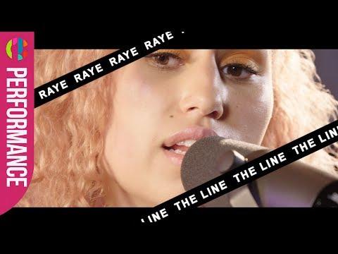 RAYE - The Line - LIVE