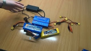 Як заряджати Lipo на iMax B6 і розрахунок струму заряду