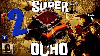 SuperOcho, todo Ayuntamiento 8 - Parte 2 | Martes Bélico #7 | Empezando Clash of Clans