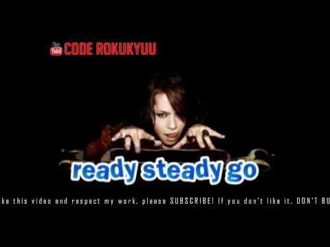 L'Arc~en~Ciel - Ready Steady Go - Karaoke Instrumental with Lyric Romaji
