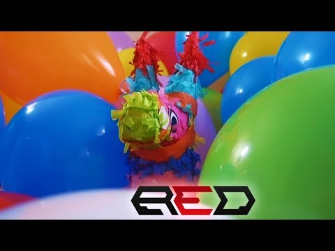 INTRODUCING RED RICO!