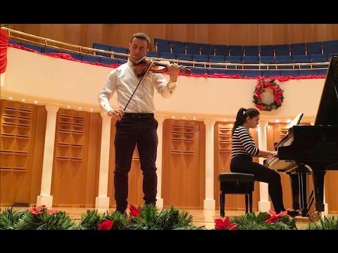 Elfen Lied - Lilium (Violin & Piano) Sefa Emre İlikli