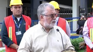 Edificio de Asamblea Legislativa podría colapsar: advierten técnicos