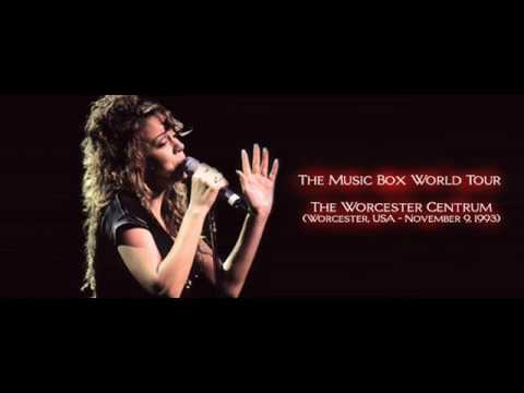 01 Emotions - Mariah Carey (live at Worcester)