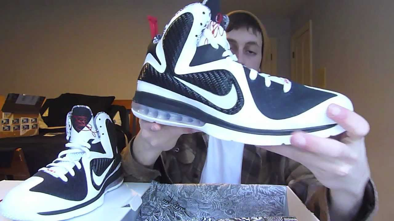 cbe839718be 6 New Pickups, Lebron 9