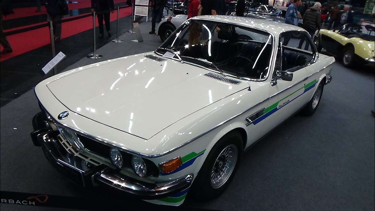 BMW Alpina CS B Exterior And Interior Classic Expo - 3 0 bmw