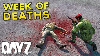 [0.63] Week of Deaths - DayZ Standalone