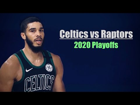 Jayson Tatum Full Series Highlights vs Raptors | 2020 Playoffs