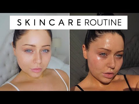 MY SKINCARE ROUTINE: Morning & Night