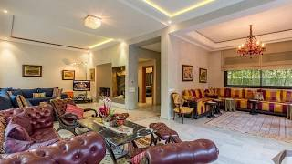 Villa de luxe à vendre quartier Targa