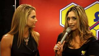 Melanie Tillbrook interviews Fitness model Jennifer Nicole Lee