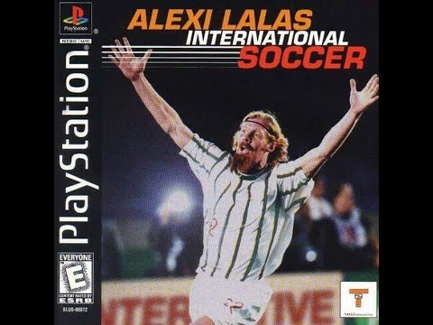 Alexi Lalas International Soccer - USA wins the FIFA World Cup (FULL Gameplay)