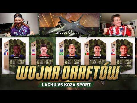 FIFA 18 - WOJNA DRAFTÓW [#5] vs KOZA!