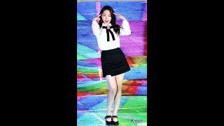 171104 구구단(gugudan) 미나(Mina) - 레인보우(Rainbow) @평창 드림콘서트 직캠(FA…