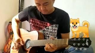 Aku Punya Anjing Kecil (HELLY), Gitar akustik klasik Musik Country-salza riza