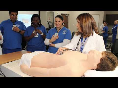 Broward College: Health Science Simulation Center