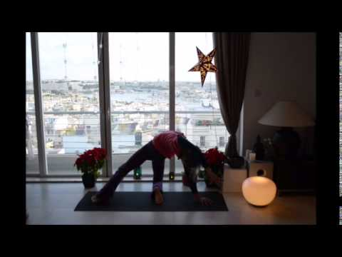 30 minutes metabolism boosting YOGA class with Dini M