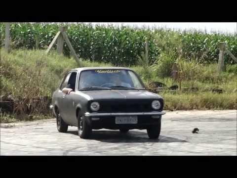 Testando Chevette Motor AP - Cavalo de Aço